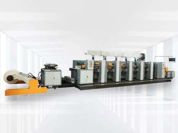 食品包装印刷机